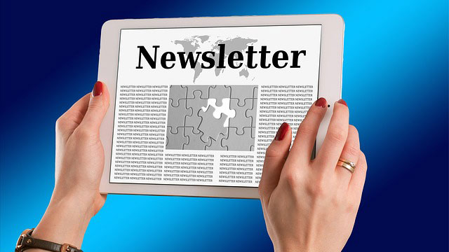Sign up for the SHEAR newsletter